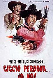 Ciccio Forgives, I Don't Poster