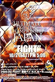 UFC 23: Ultimate Japan 2 Poster