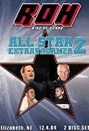 ROH: All Star Extravaganza Poster
