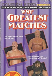 WWF Greatest Matches Poster