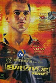Survivor Series(2003) Poster - TV Show Forum, Cast, Reviews