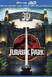 The World of Jurassic Park 3D Poster