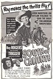 South of Caliente Poster