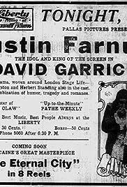 David Garrick Poster