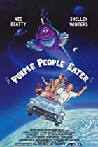 Purple People Eater (1988) Poster