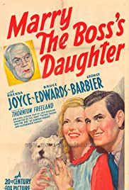 Marry the Boss's Daughter Poster