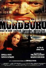 Mordbüro Poster