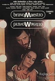 Bravo maestro Poster