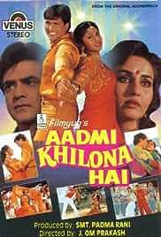 Aadmi Khilona Hai Poster