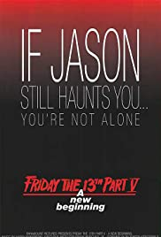 Friday the 13th: A New Beginning (1985) Poster - Movie Forum, Cast, Reviews