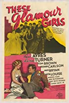 These Glamour Girls (1939) Poster