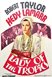 Lady of the Tropics Poster
