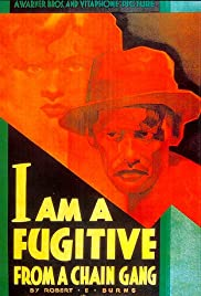 I Am a Fugitive from a Chain Gang Poster