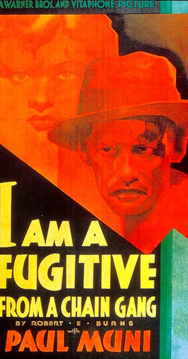 i am a fugitive from a chain gang 1932 imdb