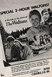 The Waltons: A Decade of the Waltons Poster