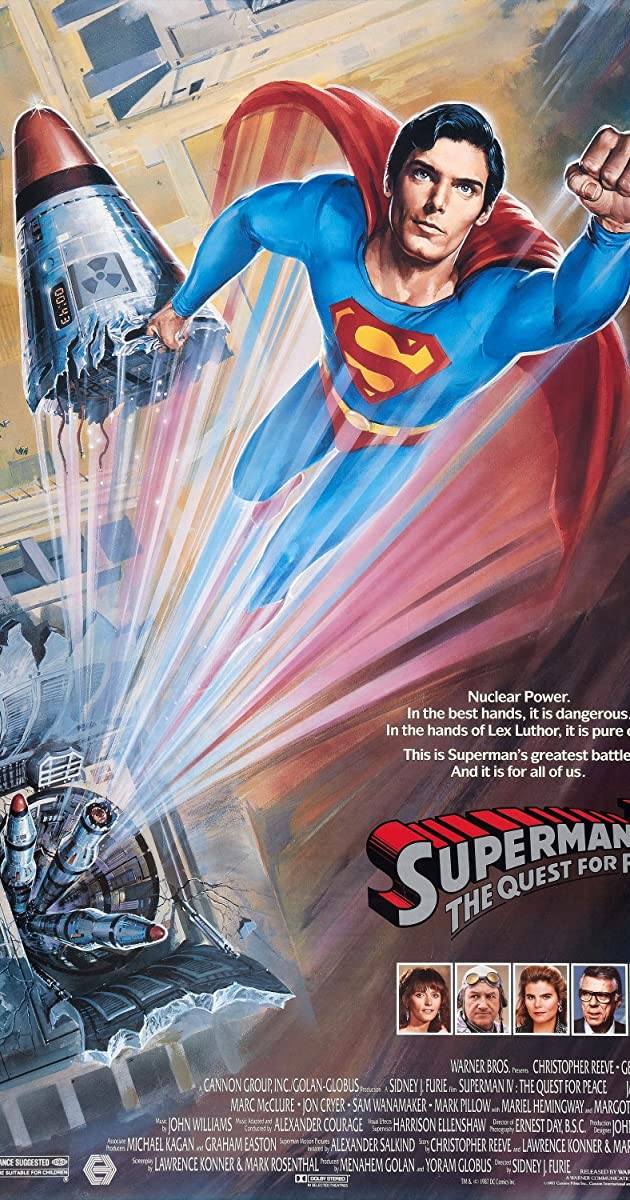 Superman 4 em Busca da Paz