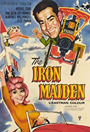 The Swingin' Maiden (1962) Poster - Movie Forum, Cast, Reviews