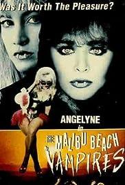 The Malibu Beach Vampires Poster