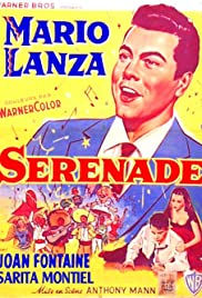 Serenade (1956) Poster - Movie Forum, Cast, Reviews