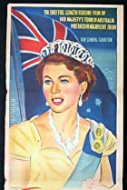 Image of The Queen in Australia