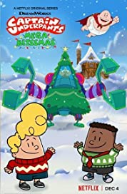 Captain Underpants: Mega Blissmas (2020) poster
