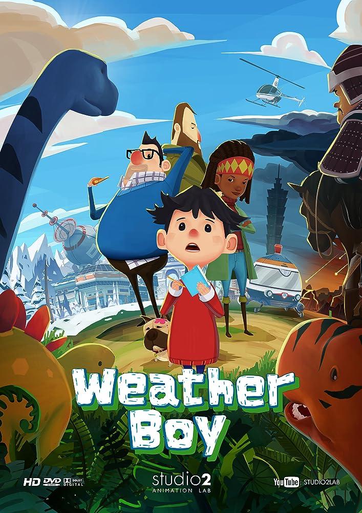 Weather Boy!