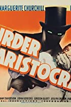 Murder by an Aristocrat (1936) Poster