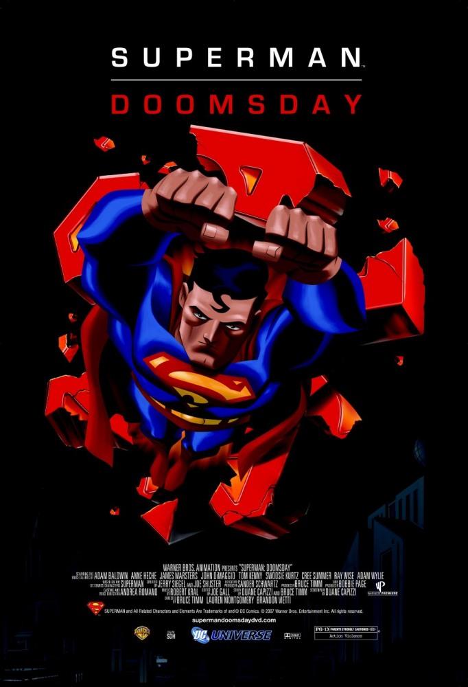 Superman Doomsday 2007