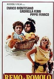Remo e Romolo (Storia di due figli di una lupa) Poster
