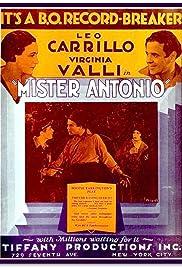 Mister Antonio Poster