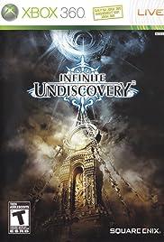 Infinite Undiscovery Poster
