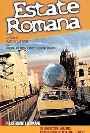 Estate romana Poster