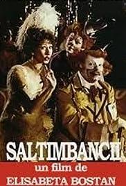Saltimbancii Poster