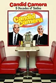 Candid Camera: 5 Decades of Smiles Poster