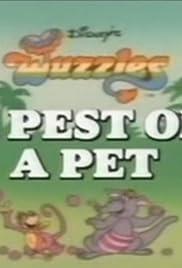 A Pest of a Pet Poster