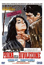 Before the Revolution(1964) Poster - Movie Forum, Cast, Reviews