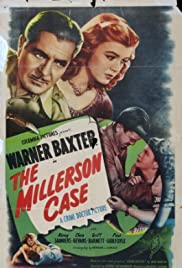 The Millerson Case (1947) Poster - Movie Forum, Cast, Reviews