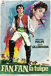 Fan-Fan the Tulip (1952) Poster - Movie Forum, Cast, Reviews