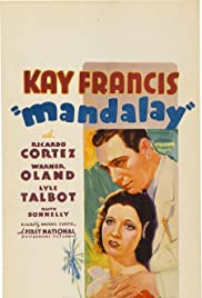 Mandalay (1934) Poster - Movie Forum, Cast, Reviews