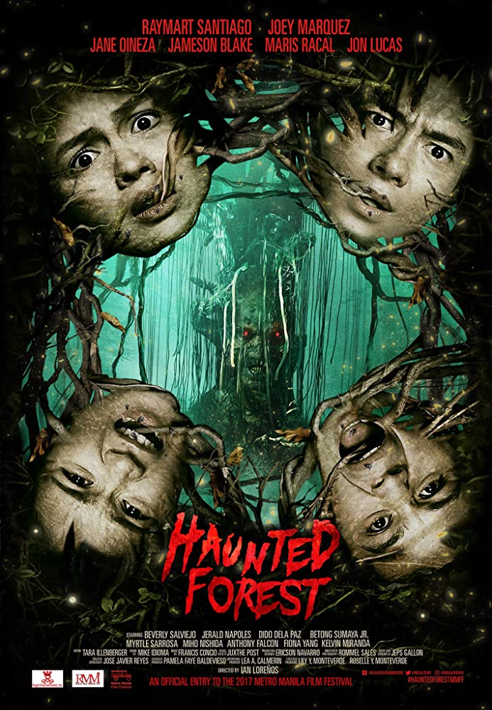 Haunted Forest (2017) HDRip