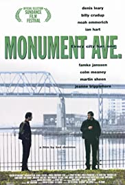 Monument Ave. (1998) Poster - Movie Forum, Cast, Reviews