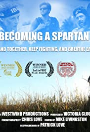 Becoming A Spartan Poster