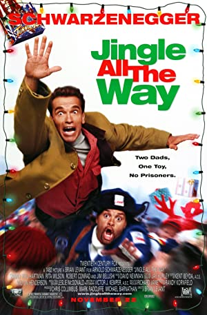 Jingle All the Way poster