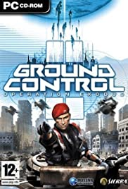 Ground Control II: Operation Exodus Poster