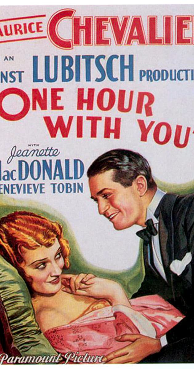 One Hour with You One Hour with You 1932 IMDb