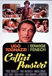 Cattivi pensieri (1976) Poster - Movie Forum, Cast, Reviews