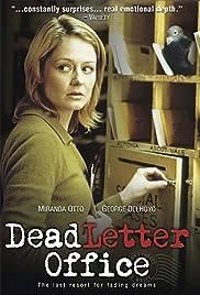 Dead Letter Office Poster