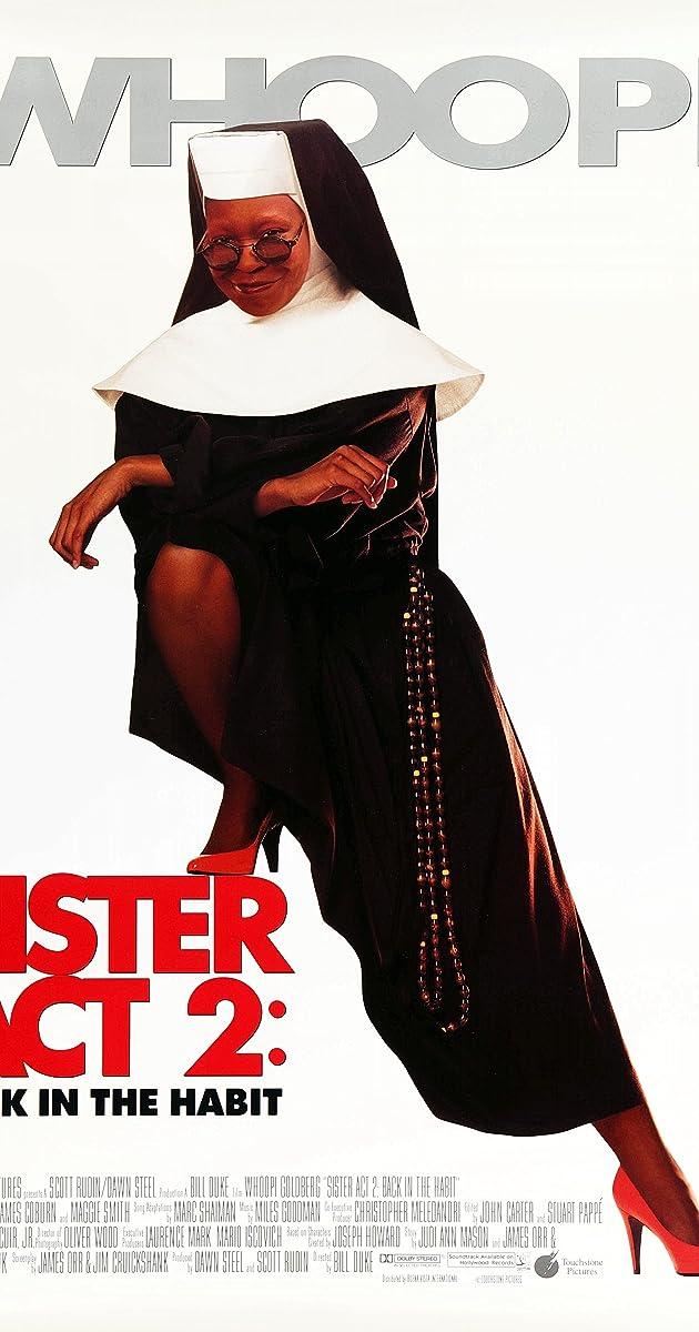 Netikra vienuolė 2 / Sister Act 2: Back in the Habit (1993)Online