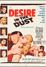 Desire in the Dust Poster