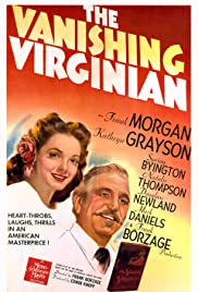 The Vanishing Virginian (1942) Poster - Movie Forum, Cast, Reviews